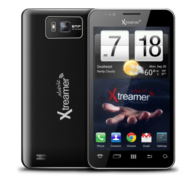 Xtreamer Mobile